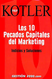 Los 10 pecados del marketing